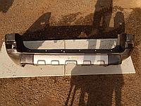 Бампер задний серый с накладкой toyota 4runner 215 2005-2009