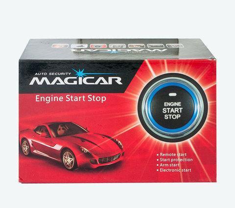Кнопка-стартер {система Push-Start} MAGICAR MG-06, фото 2