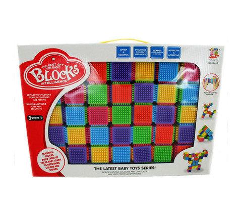 Конструктор «Умные кубики» BLOCKS Intelligence (24 кубика), фото 2
