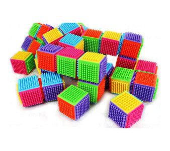 Конструктор «Умные кубики» BLOCKS Intelligence (35 кубиков)