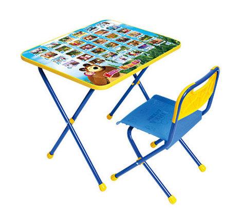 Комплект детской мебели [стол+стул] НИКА (Принцессы Disney), фото 2