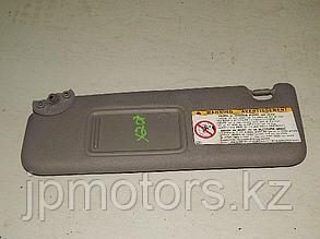 Козырёк солнцезащитный левый toyota 4runner 215 2003-2009