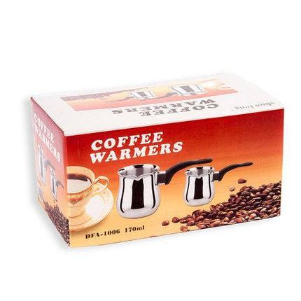 Турки для кофе Shun Feng DFA-1006 [2 шт.], фото 2