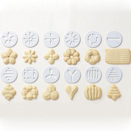 Пресс для приготовления печенья ручной YY-8012, фото 2