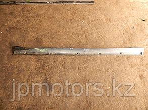 Накладка на порог наружная левая toyota 4runner 215 2002-2005