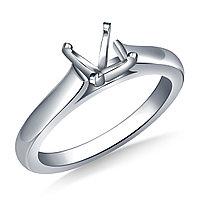 Золотое кольцо с Бриллиантом, фото 1