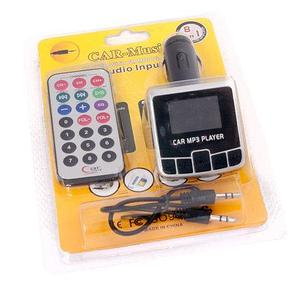 MP3-плеер + FM модулятор автомобильный Car-Music M646
