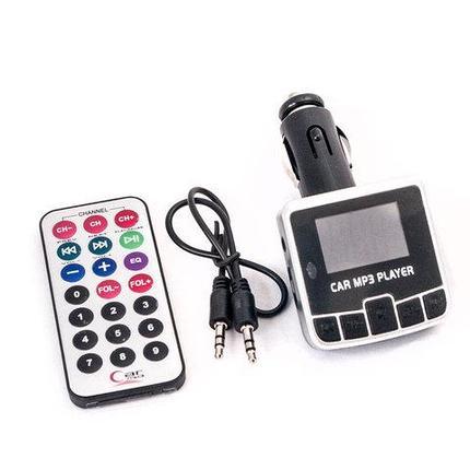 MP3-плеер + FM модулятор автомобильный Car-Music M646, фото 2