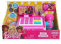 Детская касса со сканером Барби, фото 1