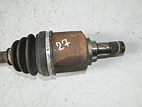Привод передний левый mitsubishi asx