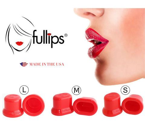 Увеличитель губ Fullips {3 формы в комплекте}