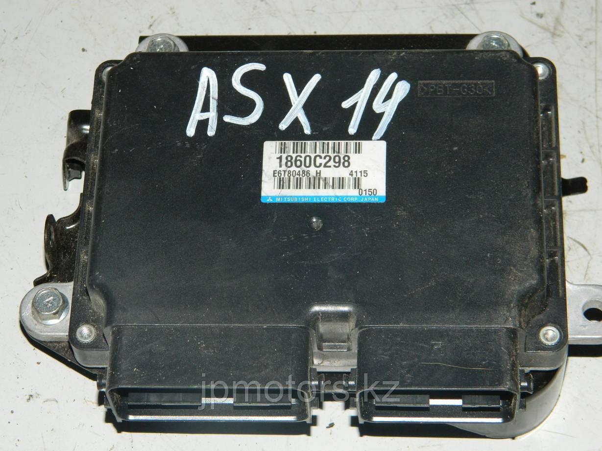 Компьютер основной (engine control)(1860a969/c298/b745/c422) mitsubishi asx