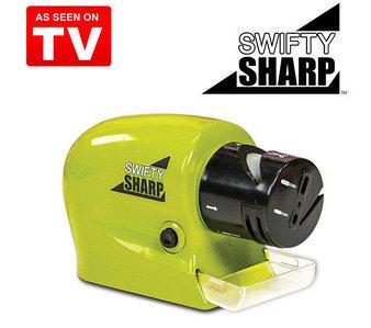Точилка для ножей электрическая беспроводная Swifty Sharp 4 в 1