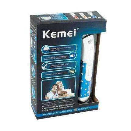 Машинка для стрижки волос детская Kemei KM-706, фото 2