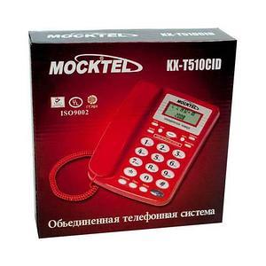 Телефон с определителем номера MOCKTEL KX-T510CID