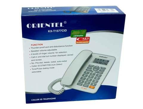 Телефон с определителем номера ORIENTEL KX-T1577CID