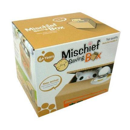 Копилка «Маленькая кошечка» Mischief MM8805, фото 2