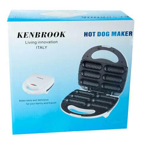 Прибор для приготовления сосисок в тесте KENBROOK KB-666