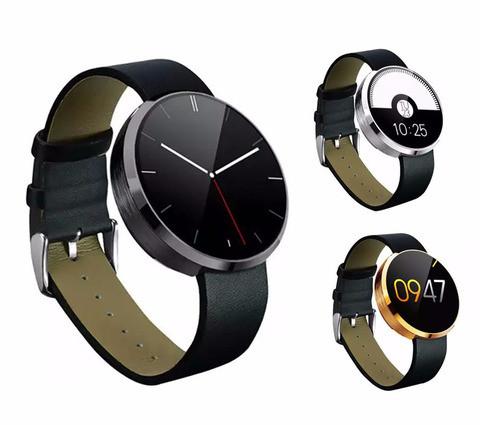 Умные часы [Smart Watch] Highton DM360 (Черный)