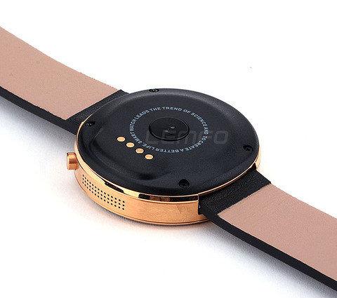 Умные часы [Smart Watch] Highton DM360 (Золотой), фото 2