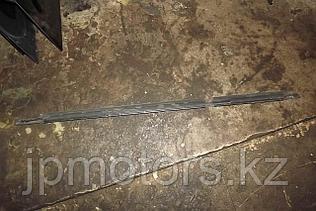 Молдинг стекла передней правой двери toyota 4runner 215 2003-2009