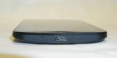 Адаптер [антенна] для беспроводной зарядки смартфонов внешний Saitake QI (с разъемом microUSB)