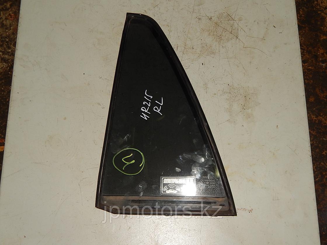 Форточка задней левой двери toyota 4runner 215 2003-2009
