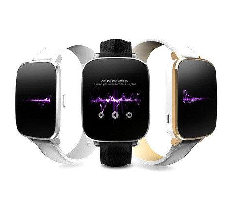 Умные часы [Smart Watch] Zeblaze Crystal (Серебряный с чёрным), фото 2