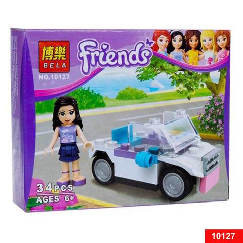 Конструктор «Модные автомобили» BELA Friends (10167)