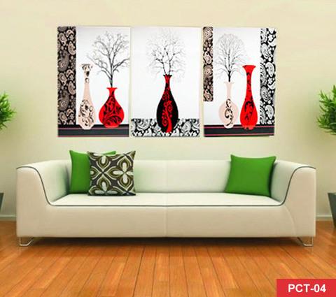 Триптих студии ALMI Handicraft [комплект из 3-х картин] (PCT-04)
