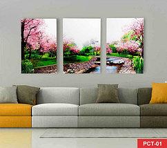 Триптих студии ALMI Handicraft [комплект из 3-х картин] (PCT-05), фото 2