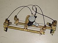 Стеклоподъёмник двери багажника toyota 4runner 215 2003-2009