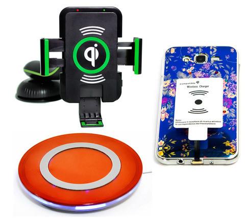 Комплект «Беспроводной заряд» (STK-I6 для разъемов iPhone6/iPhone6 plus)