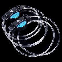 Шнурки со светодиодной подсветкой Platube (Красный), фото 3