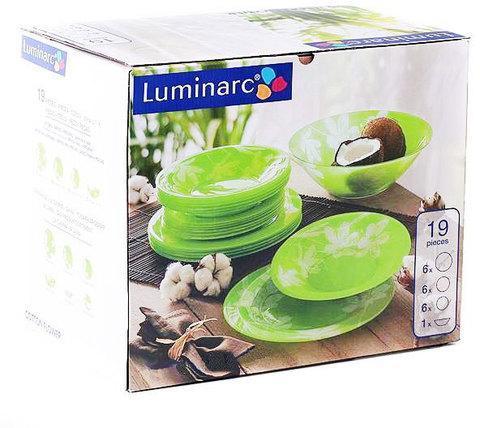 Сервиз столовый Luminarc Cotton Flower G2280, фото 2