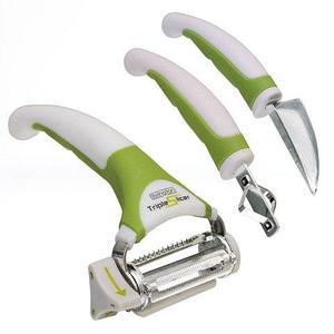 Набор для нарезки продуктов Livington Triple Slicer 3 в 1