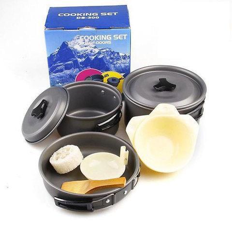 Набор туристической посуды DS-300/500 (DS-500)