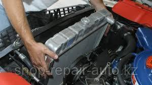Замена радиатора системы охлаждения двигателя в г. Нур-Султан (Астана)