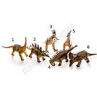Мягкие фигурки Megasaurs, 28-35 см