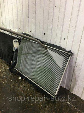 Чистка (мойка) радиатора системы охлаждения двигателя в г. Нур-Султан (Астана)