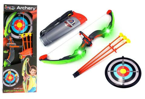 Игровой набор Archery [лук со стрелами на присосках] NO.881-24A