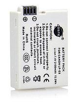 Аккумуляторы LP-E8 на Canon EOS 550D 600D 650D от DSTE, фото 2