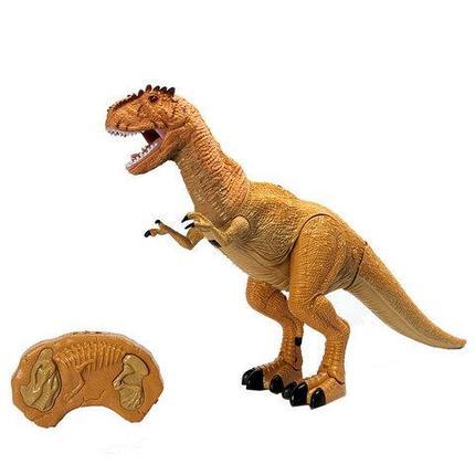 """Интерактивная игрушка робот-динозавр """"Большой Ти-Рекс"""" на пульте управления, фото 2"""