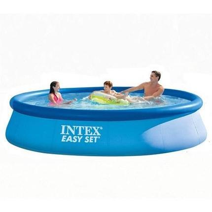 Бассейн 396х84см INTEX 28143 Easy Set Pool, фото 2