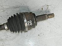 Привод передний левый mitsubishi lancer 2007-2016