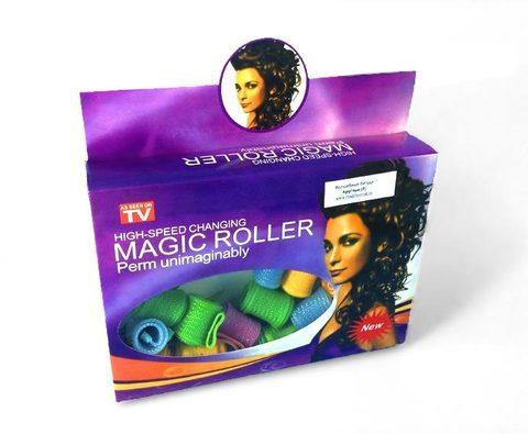 Волшебные бигуди круглые Magic Roller