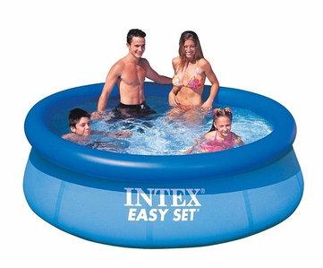 Бассейн 244x76см INTEX 28110/56970 Easy Set Pool