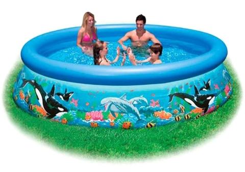 Бассейн 366х76см INTEX 28134/54904 Easy Set Pool