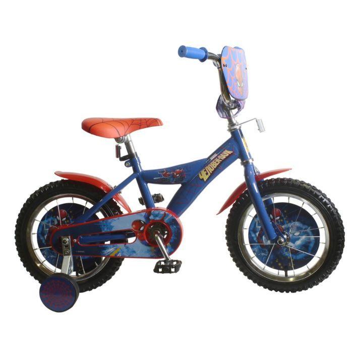 1toy: Детский велосипед MARVEL Человек Паук, колеса 14д