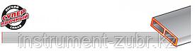 Правило прямоугольное ПП, 1.5 м, ЗУБР 10751-1.5